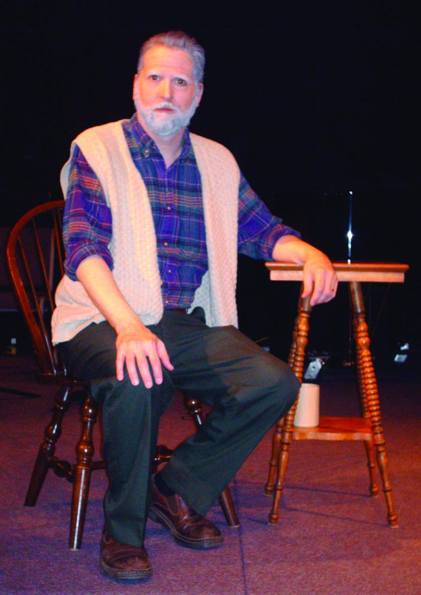Mark Suggs as Joseph, 2007